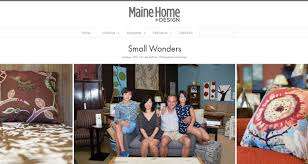 maine home and design condo furniture