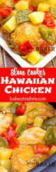 slow cooker hawaiian chicken the midnight baker