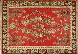 Stark Rug Traditional Rug Patterned Wool Rectangular 48962d Stark