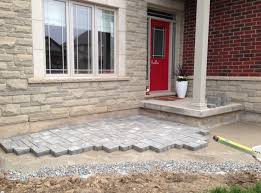 Patio Stones Kitchener Need Help Laying Patio Stones In Backyard Redflagdeals Com Forums