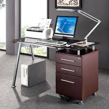 Desktop Filing Cabinet Modern Design Office Locking File Cabinet Computer Desk Metal