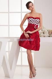 find your red sheath sweetheart mini taffeta prom dress with