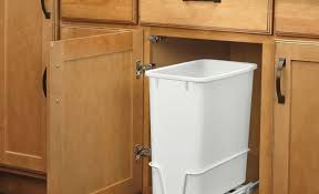 kitchen trash can storage cabinet kitchen kitchen garbage can laudable stainless steel garbage can