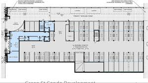parking lot floor plan after apartment tower plan fails west loop developer now pitching
