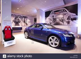 audi digital showroom audi showroom stock photos audi showroom stock images alamy