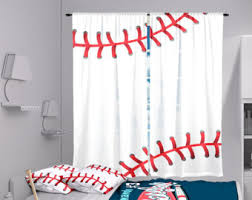theme valances baseball valance etsy