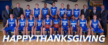 usf basketball on happy thanksgiving from all of us here