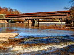 fall foliage travelchannel covered bridges