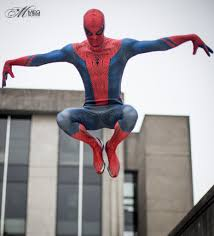 the amazing spider man spotted in vancouver photos