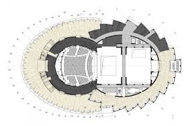 theater floor plan wuzhen theater in china architects artech architects