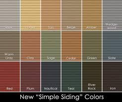 Color Combinations With Grey Vinyl Siding Color Scheme Pictures Contemporary Decoration On Home
