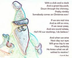 christmas poems make one for your family at home