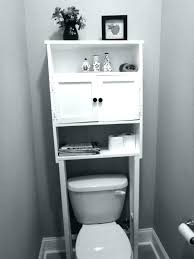 over commode storage cabinets marvellous design above toilet