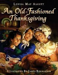 an fashioned thanksgiving by louisa may alcott