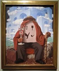 la chambre d oute magritte rené magritte at lacma fapt 305