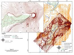 Pretoria South Africa Map by Generating High Resolution Digital Elevation Models For Wetland