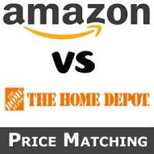 home depot amazon price matching how to get best prices