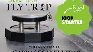 the garbage can fly trap by dennis and joylyn darnell u2014 kickstarter