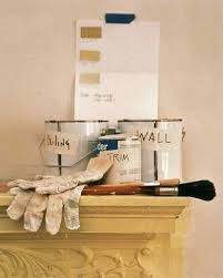 How To Get Paint Off Walls by Blue Rooms Martha Stewart