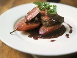 gourmet pears gourmet beef with pears recipe eat smarter usa