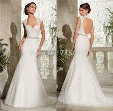 wedding dress designer indonesia cap sleeve modern sweetheart neckline open back lace