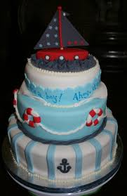 187 best cakes ahoy images on pinterest nautical cake biscuits