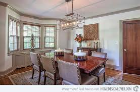 Dining Room Window 15 Ideas In Designing Dining Rooms With Bay Window Home Design Lover