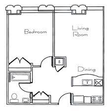 700 sq ft apartment interior design