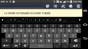 G3 Keyboard Lg Theme Android Apps On Google Play