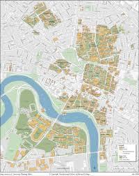 Boston College Map by Kampus Harvard Peta Jpg