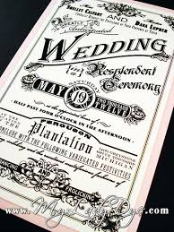steunk wedding invitations vintage steunk wedding invitation set reserved for