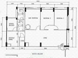 floor plans for 274 toh guan road s 600274 hdb details srx property