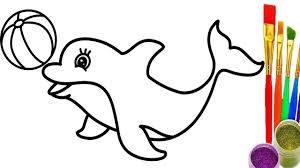 dolphin coloring pages pdf dolphin coloring pages 1280 720 high definition ribsvigyapan com