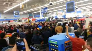 tv best deals black friday walmart walmart black friday fight 2014 youtube