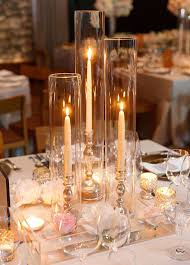 photo centerpieces 10 easy diy ideas for flowerless wedding centerpieces