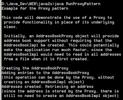 pattern java file proxy pattern 2 proxy pattern design pattern java