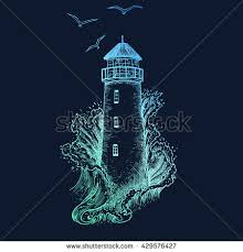 Lighthouse Light Lighthouse Light Stock Images Royalty Free Images U0026 Vectors