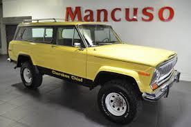 jeep cherokee chief 1978 jeep cherokee for sale 1929622 hemmings motor news