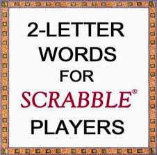 two letter scrabble words a to z within 2 letter words with z