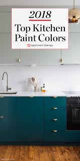 best kitchen cabinets colours we re calling it the top kitchen paint colors for 2018