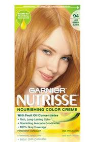 garnier nutrisse 93 light golden blonde reviews garnier nutrisse permanent creme hair color reviews photos page 5