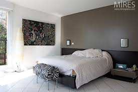 chambre marron chambre blanche et marron meilleur idées de conception de maison