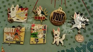 disney u0027s bolt pin collection boltstrueno1fanever deviantart