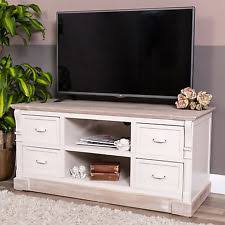 ivory cream two drawer tv cabinet rose unit dvd television stand