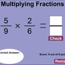 the multiplying and dividing fractions d fractions worksheet