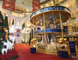 Christmas Decorations For Shopping Centres by 10 Shopping Malls In Kuala Lumpur Selangor That Have Wonderful