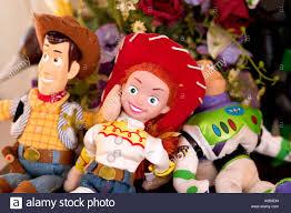 toy story dolls woody jessie buzz lightyear ready play st