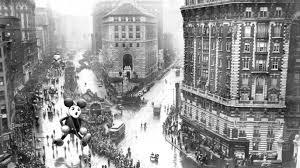 macy s thanksgiving day parade history