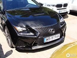 lexus rc f price in ksa lexus rc f 18 october 2015 autogespot