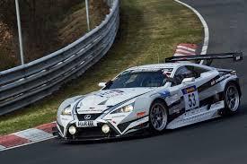 lexus lfa race car toyota racing and lexus racing unite under gazoo racing motrface